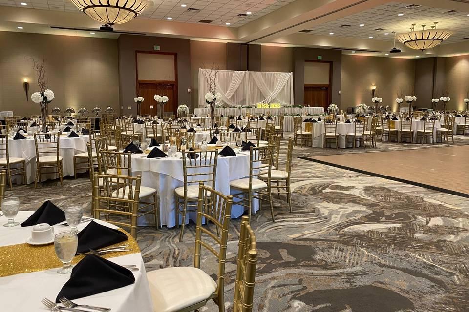 Ballroom 2021 Renovation