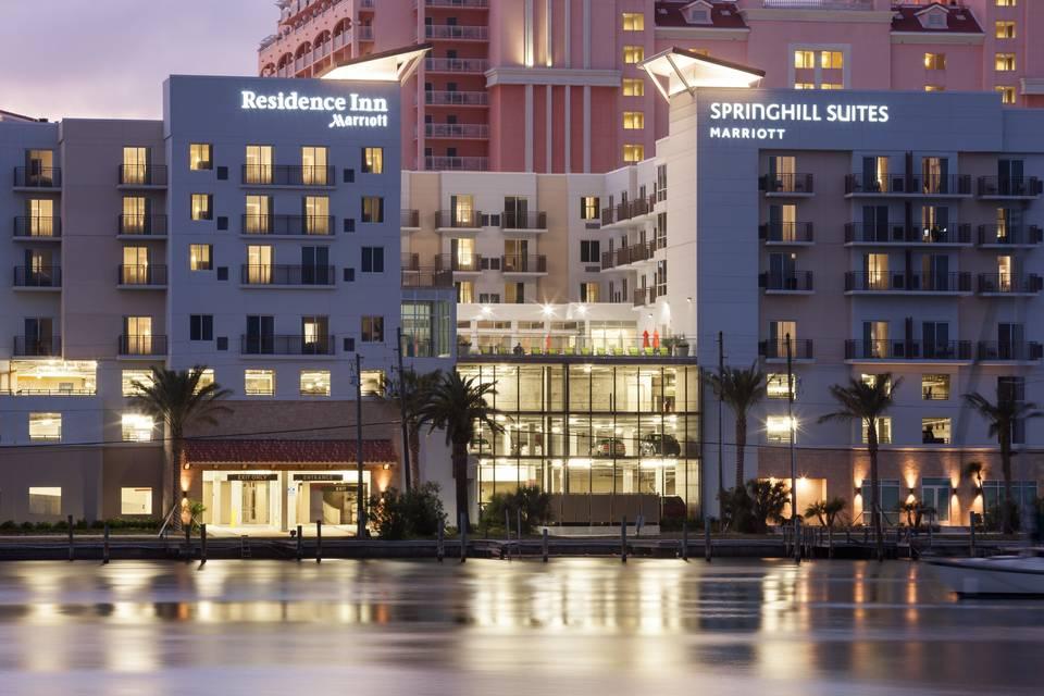 Residence Inn Tampa Clearwater Beach