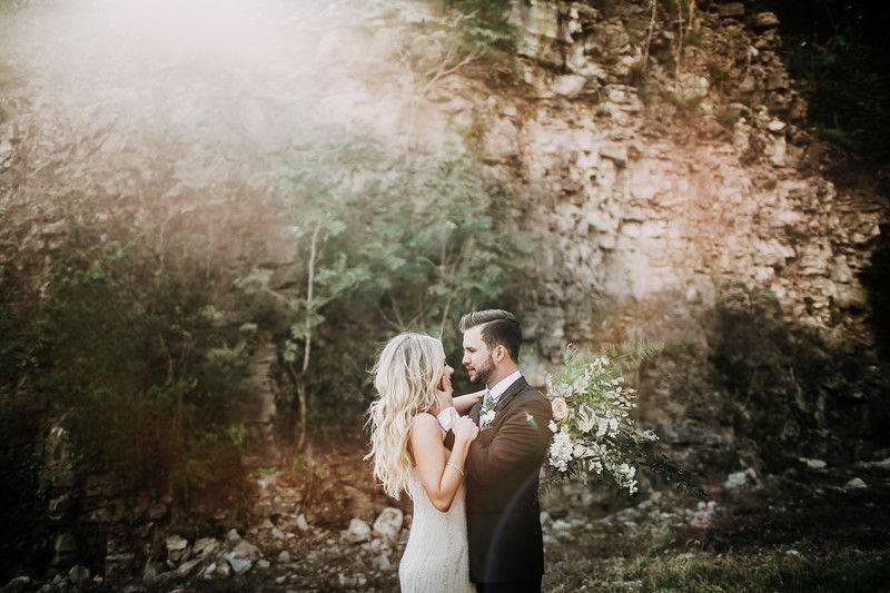 Couple's portrait - Teale Photography