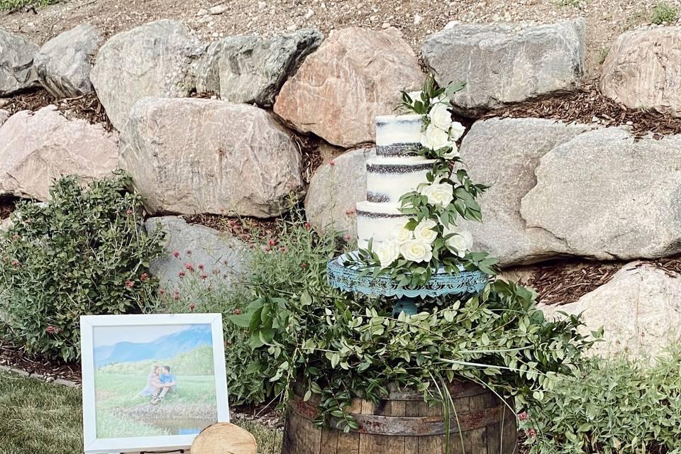 Backyard wedding - Smith