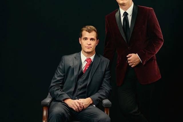 Jackson and Lawson Beasley