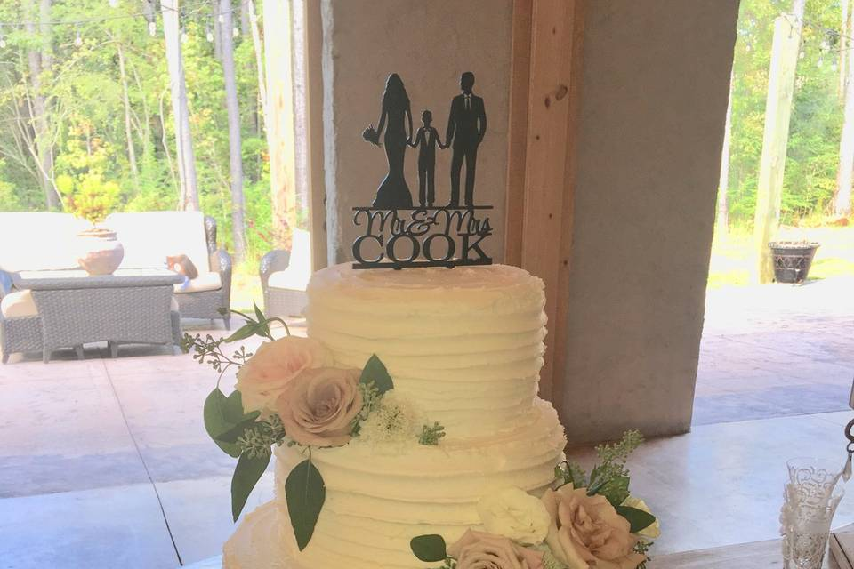 Blessings Cakes and Cupcakes