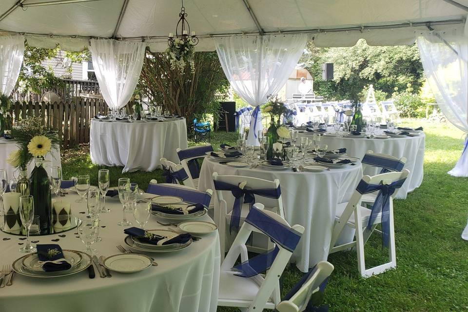Small West Chester Wedding