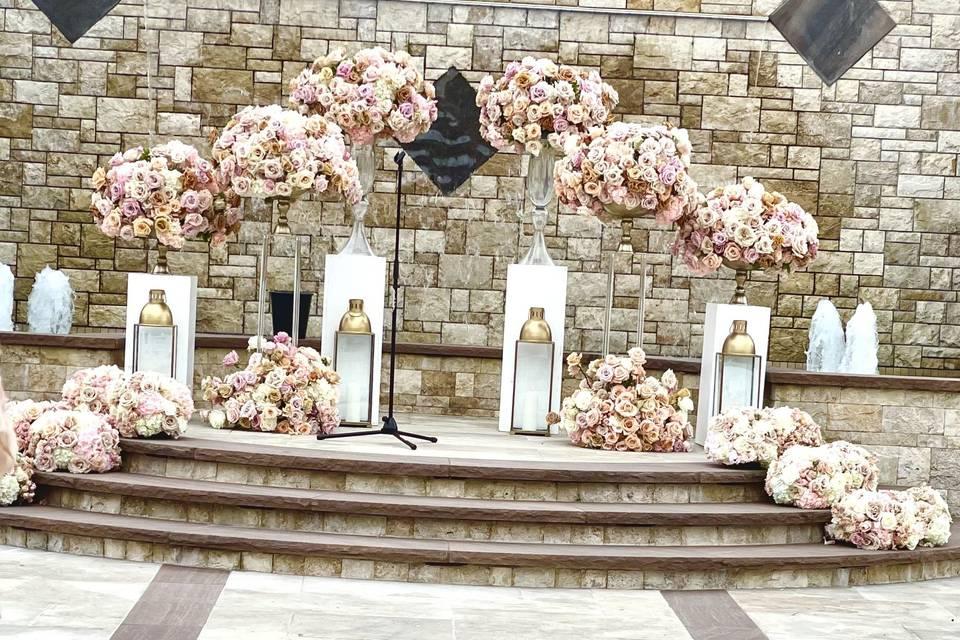 Luxury Bloom Wedding