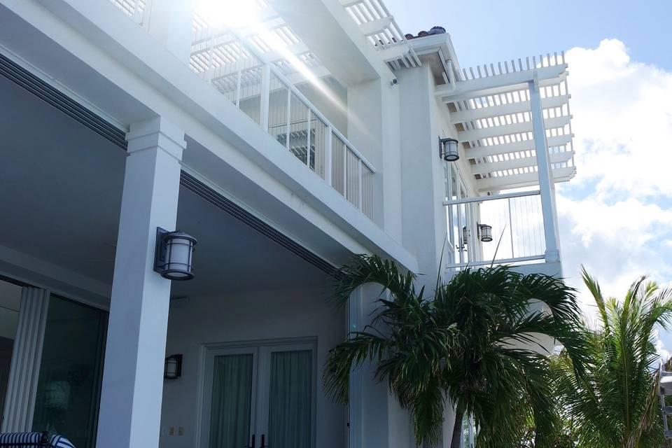 Turks & Caicos - Blue Mountain Villas
