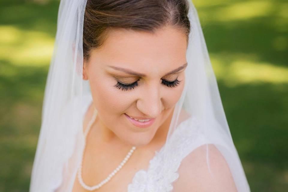 Makeup by Sarah Black