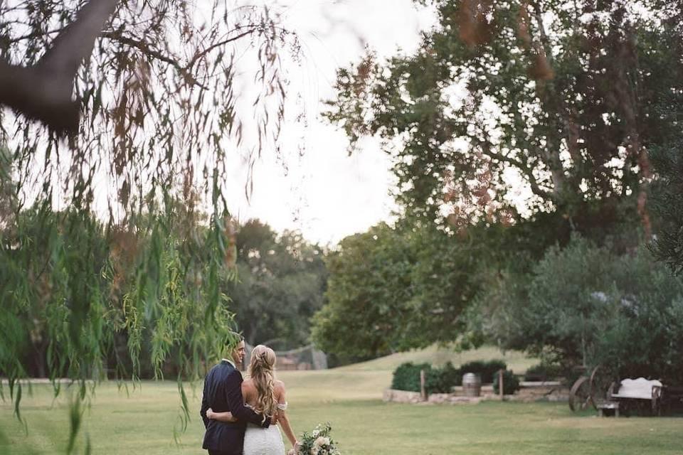 Brittany's wedding