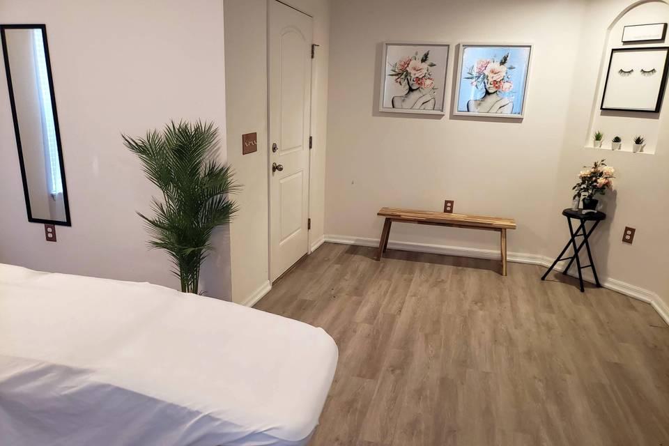 Wax Suite entrance