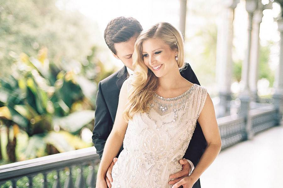 Alysia & Jayson Fine Art Wedding Photography