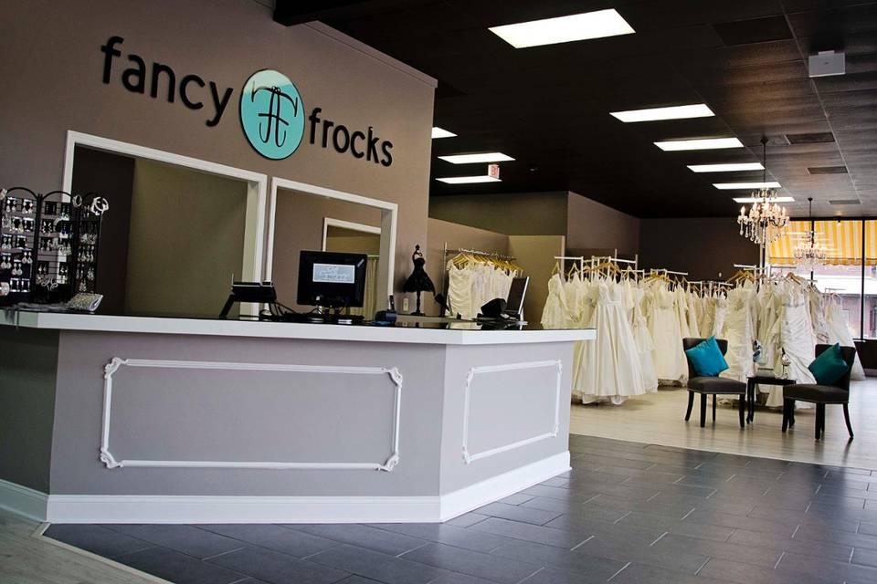 Fancy Frocks Bridal.Prom.Tuxedo