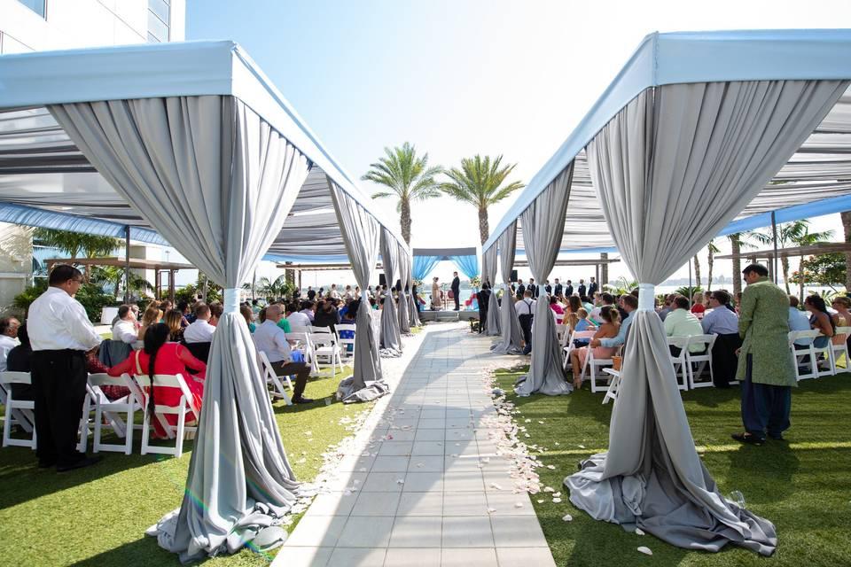 Wedding Ceremony - Outdoor