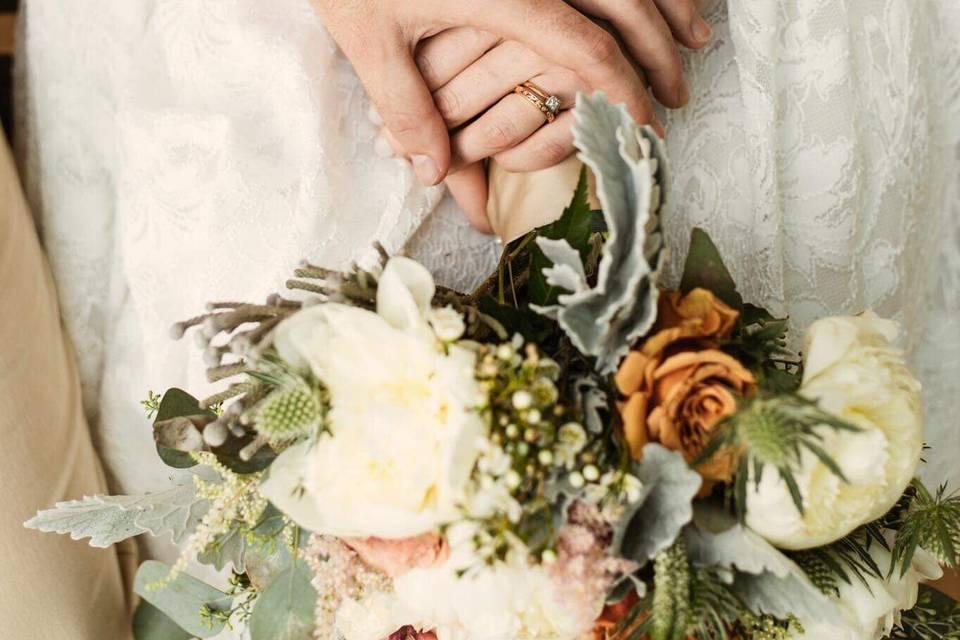 Boho bouquet - Wildflower Films