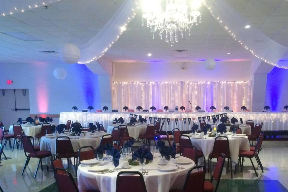 Crystal Falls Banquet Facility