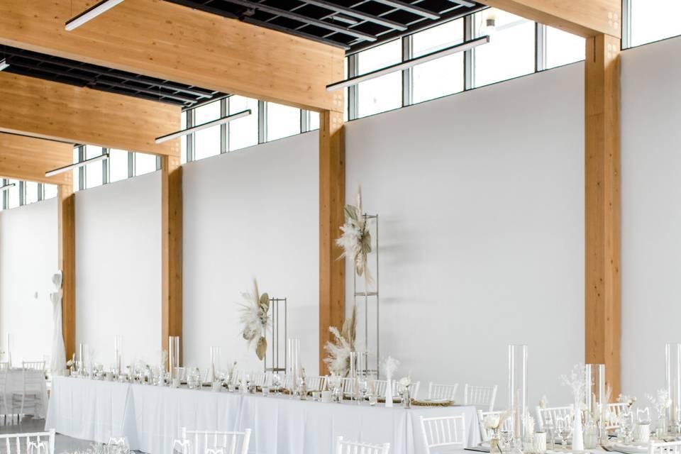 Events Center Interior