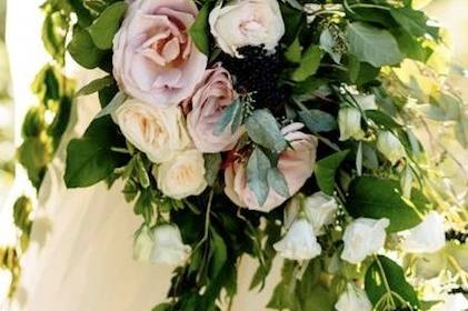 Rose and Eucalyptus Mix