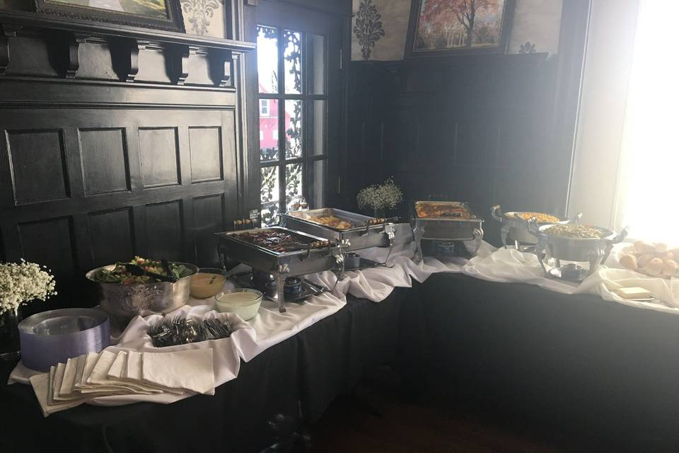 Sugar and Spice Catering