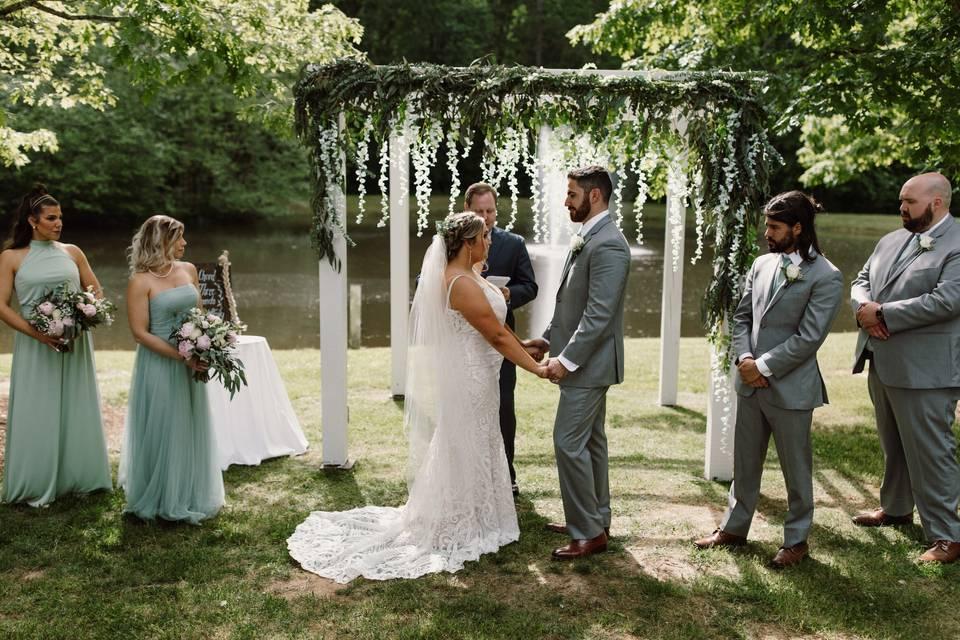 Ceremony - Tori Parker Photography