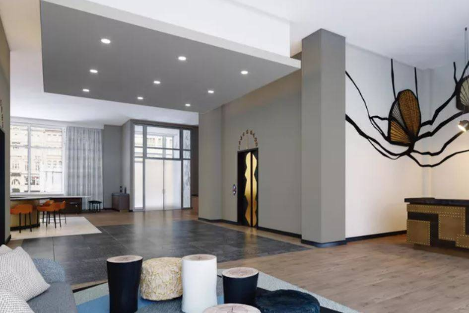 The MC Hotel Lobby