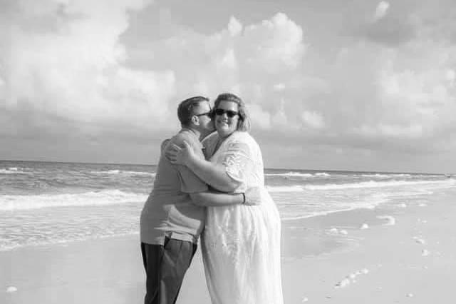 Beach Destination Couple