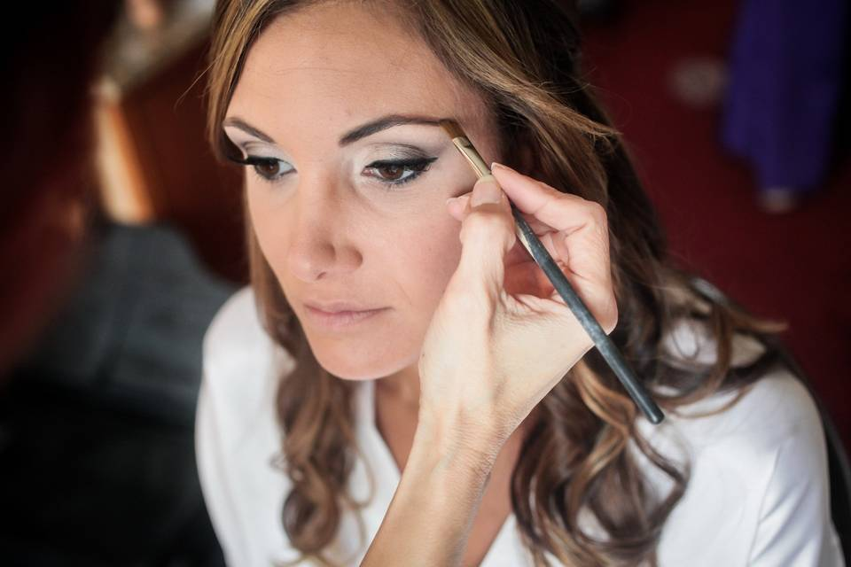 Lili's Weddings Makeup Artist and Hair Styling Group