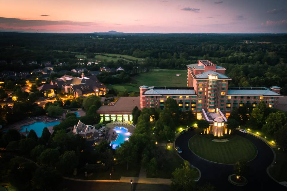 Lansdowne Resort and Spa