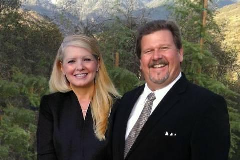 Pam and Doug Jones