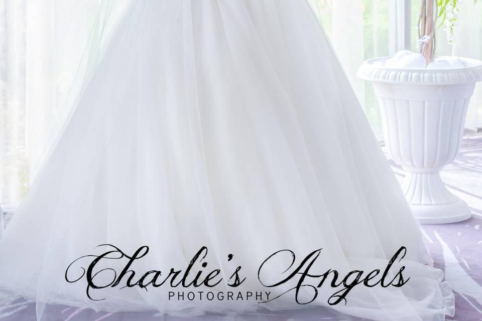 Wedding Dress & Hair Style
