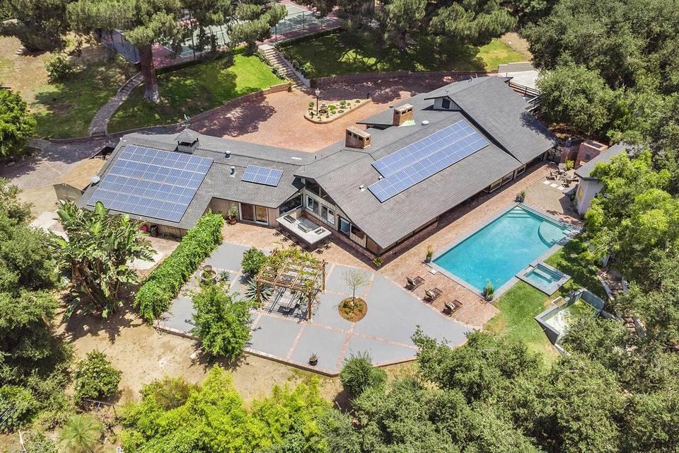 The Pasadena Ranch Estate
