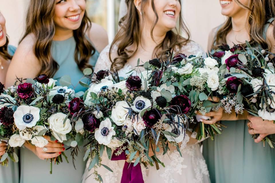 The Lace Bouquet