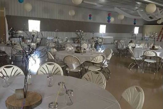 Red Barn Event Center