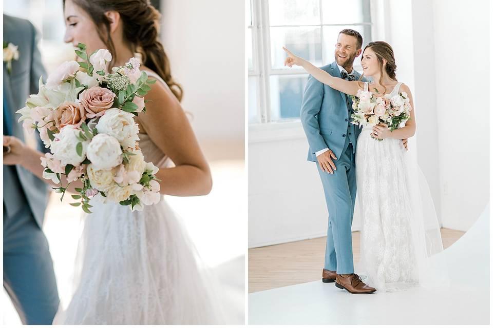 Honey & hive - wedding moments