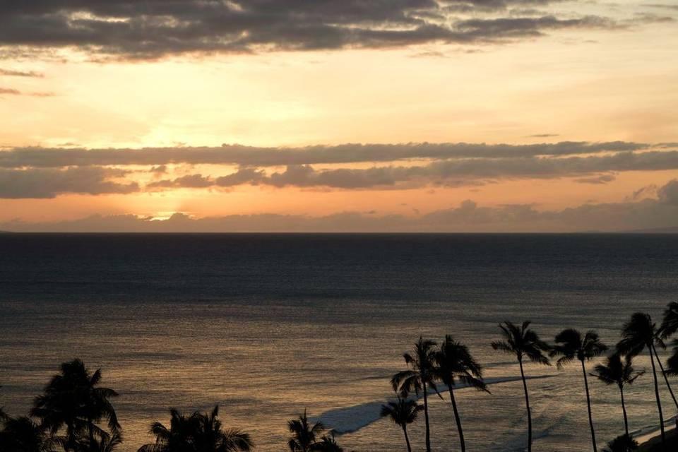 Pauls Maui Balcony