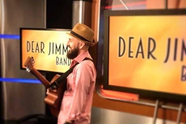 Jimmy on Fox 8
