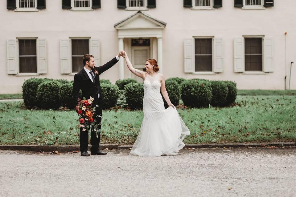 Historic Strawberry Mansion