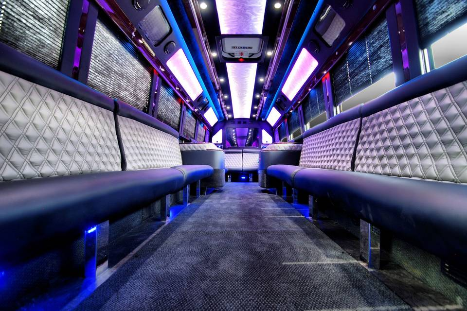 ETA Worldwide Limousines