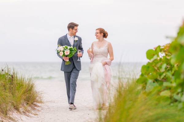 Patricia Slater - Weddings by the Sea