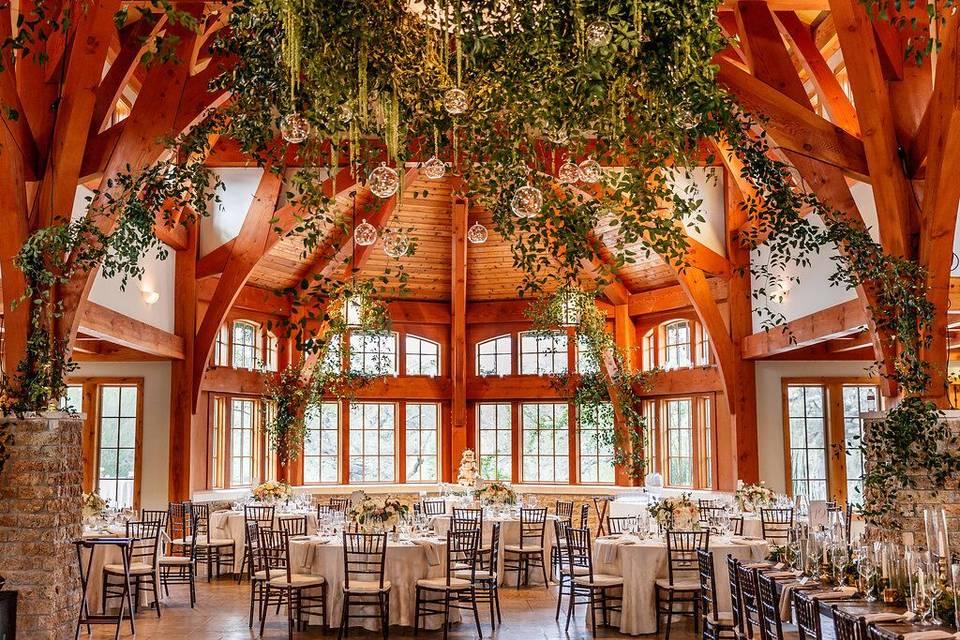 Sacred Oaks Events Hall
