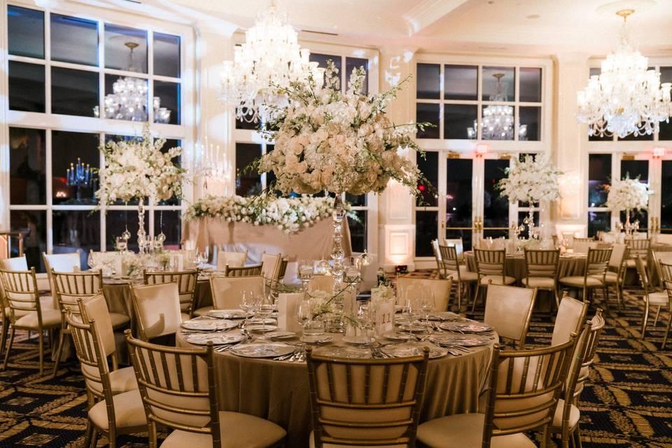 Reception, Crystal Ballroom
