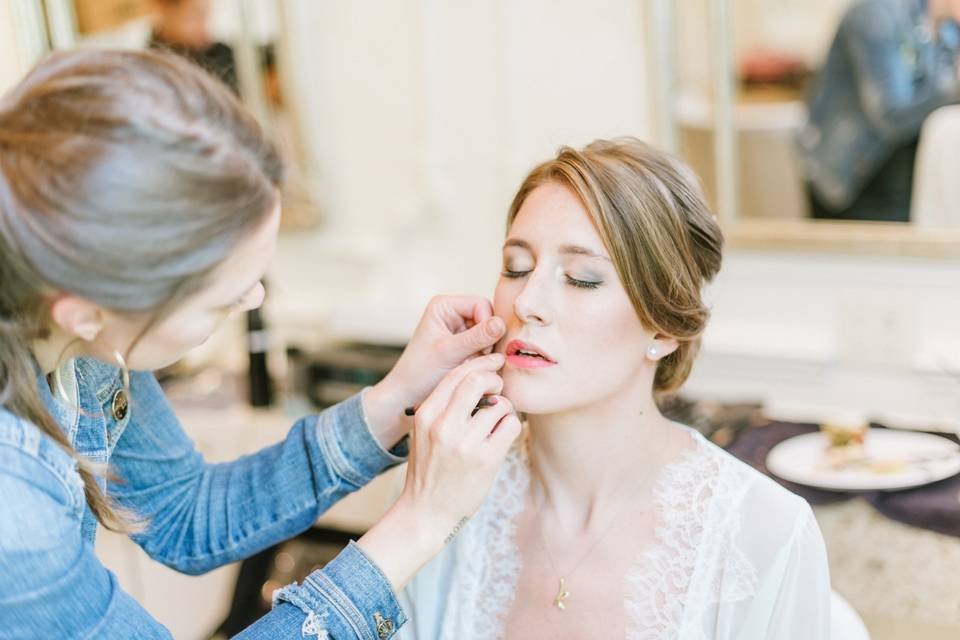 Makeup by Kristyn