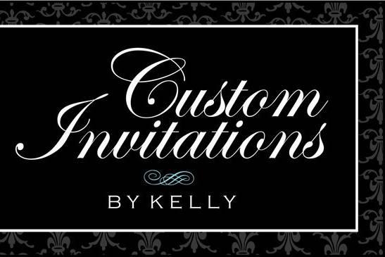 Custom Invitations by Kelly