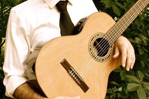 Anthony Novak Classical Guitartist