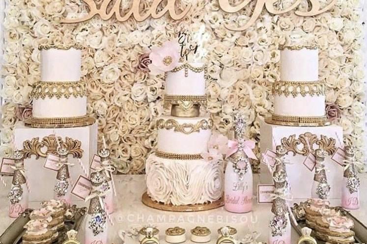 Embellished Sweets