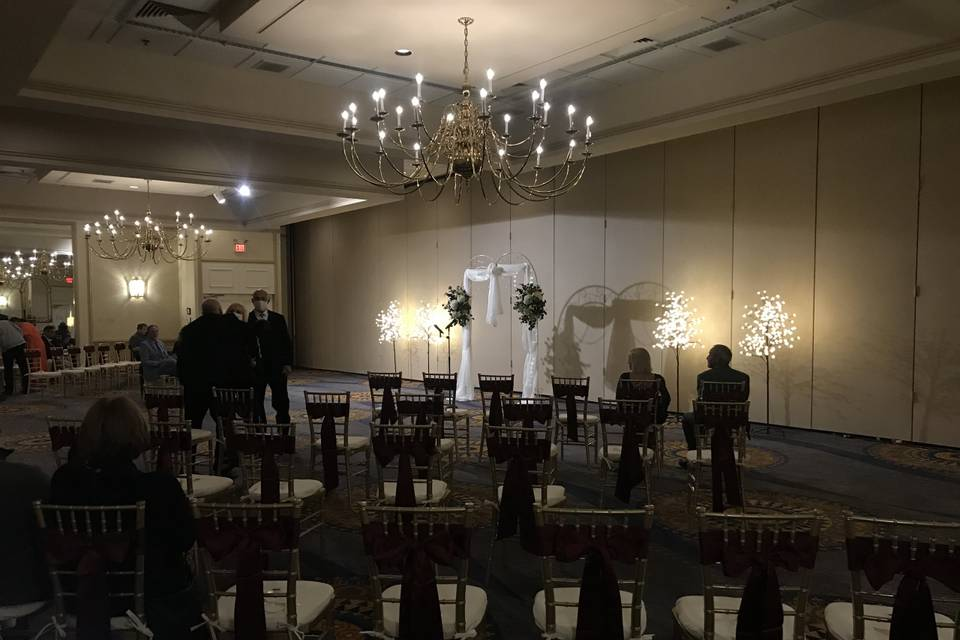Ceremony Set
