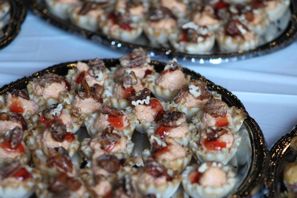 Pimento & Cheese Tartlets