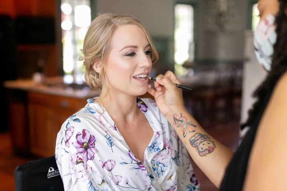 The Makeup Addict