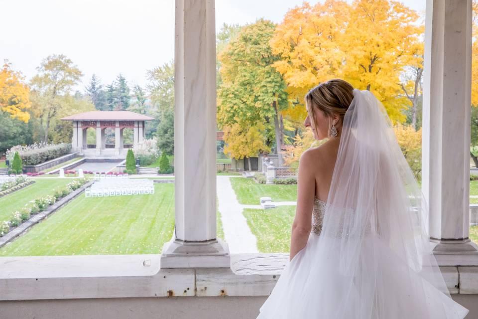 Bridal Get Ready Room