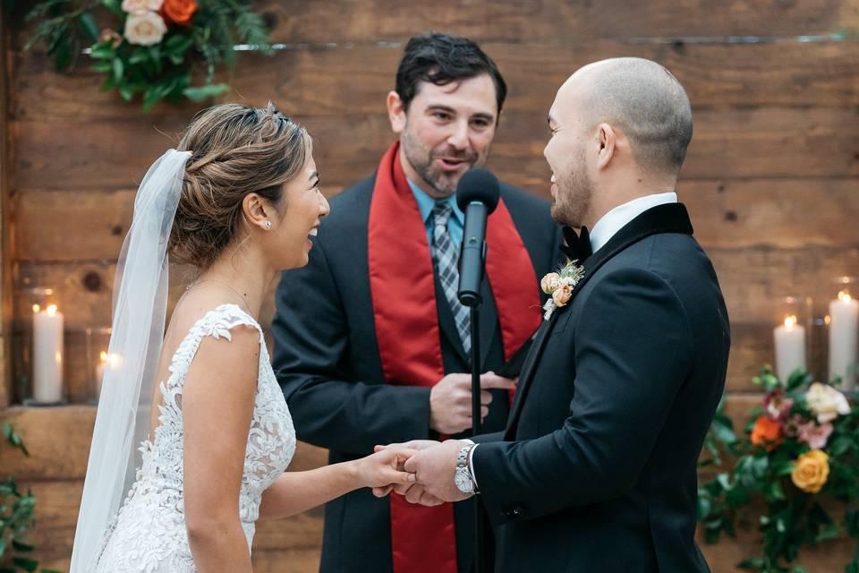 Irvine Wedding