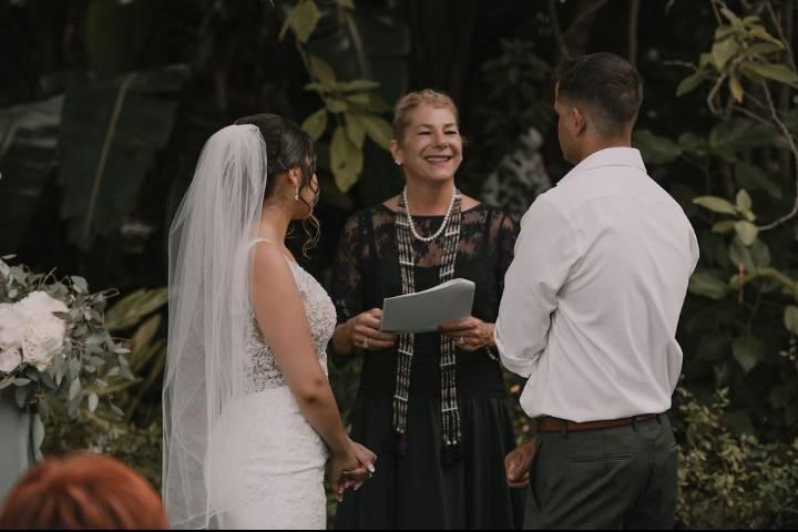 Veronica and Rod Wedding