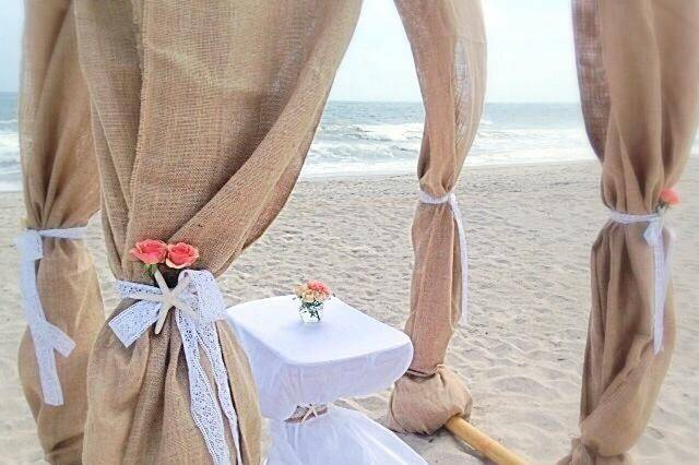 Weddings by the Sea