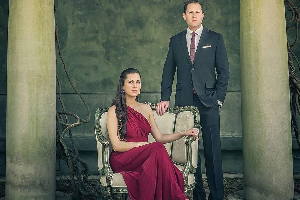 An elegant engagement - Ama Photography & Cinema by Aisha Khan